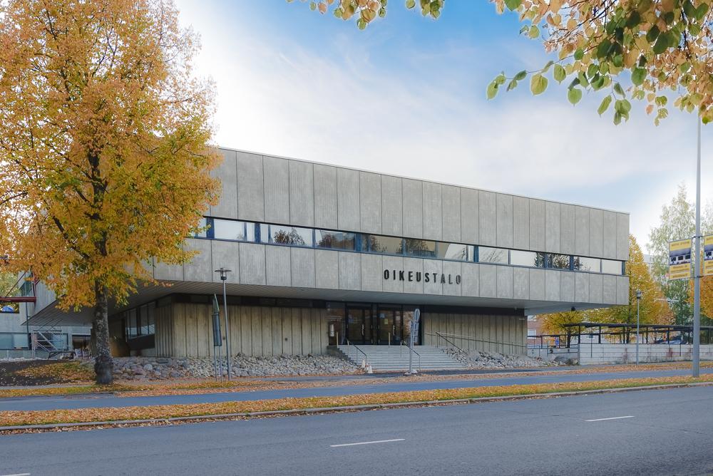 Itä-Suomen hovioikeuden peruskorjaus