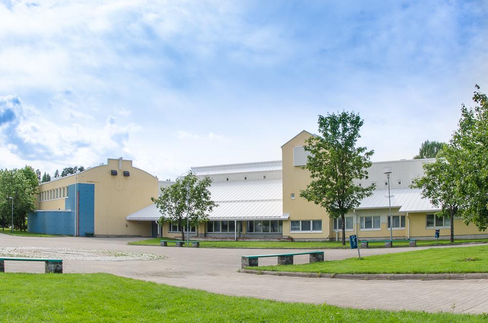 Pyörön koulun IV-saneeraus