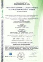 Sertifikaatti FI-1