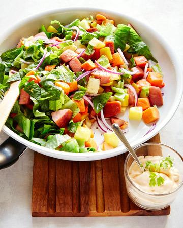 Makkarasalaatti