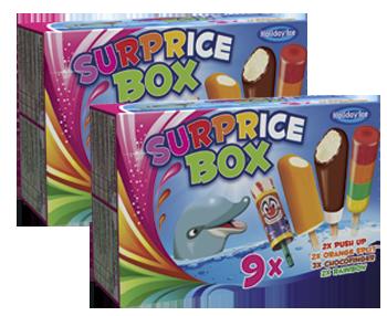Yllätyssekoitus - Surprice Box – SÄÄSTÄ 1,00€