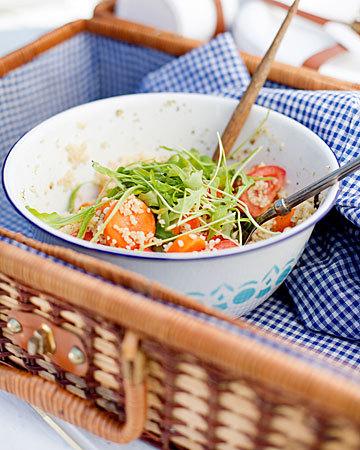 Bulgur-porkkanalisäke