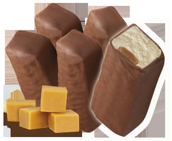 Caramel Jätskipatukka